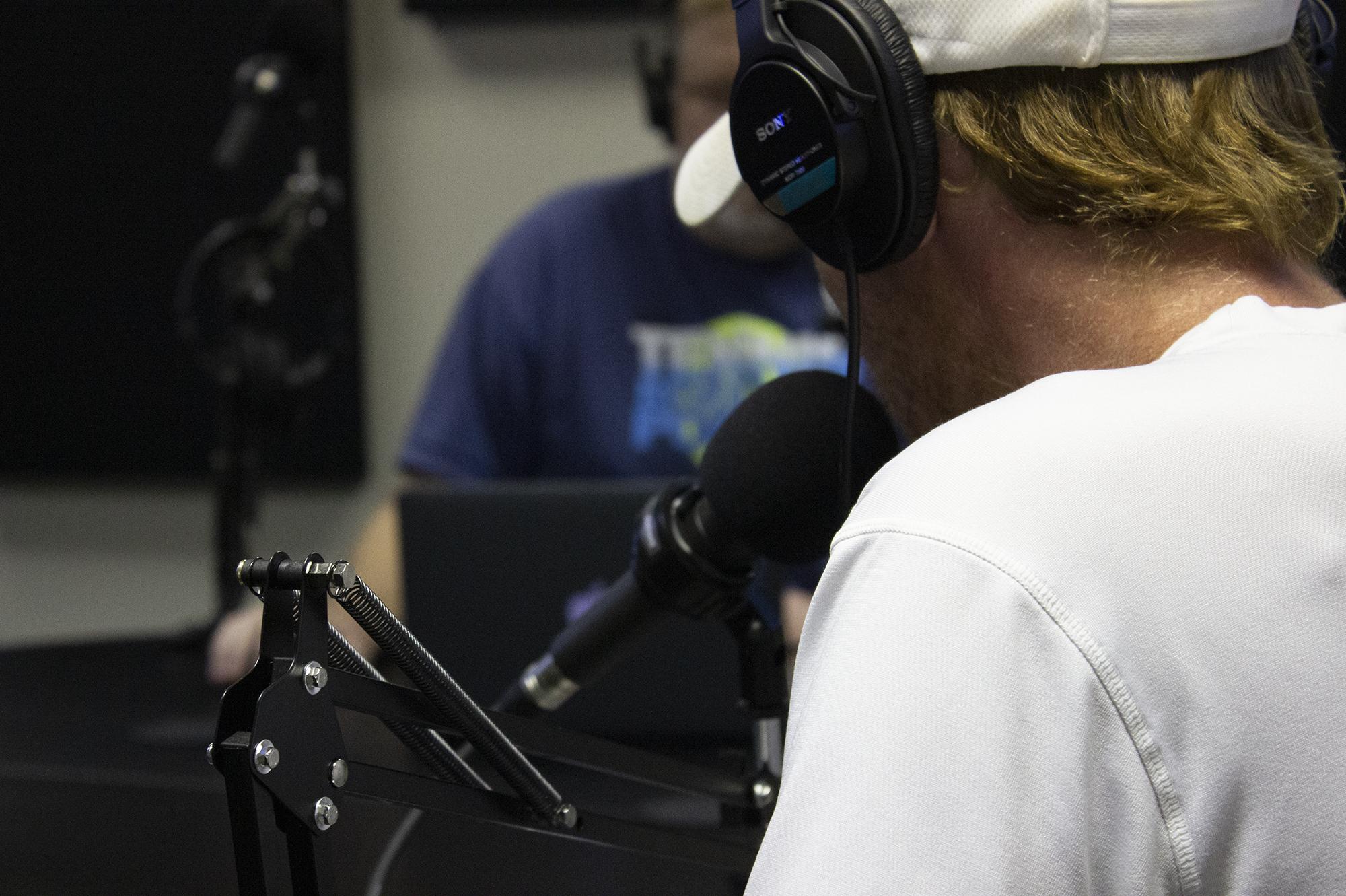 Dallas Podcast Studio - mzStudios, Podcasting Dallas