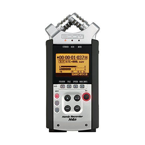 Zoom H4n, Handy Recorder