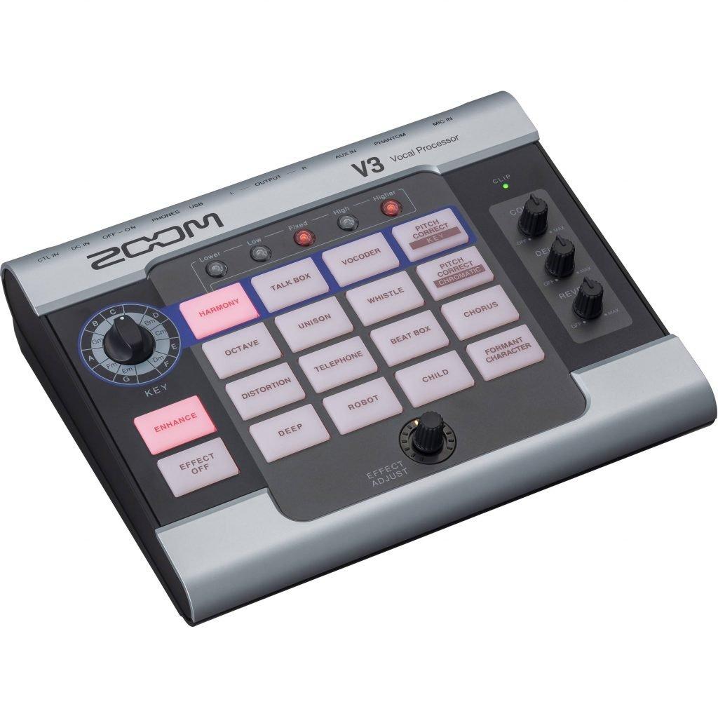 Zoom V3 Vocal Processor
